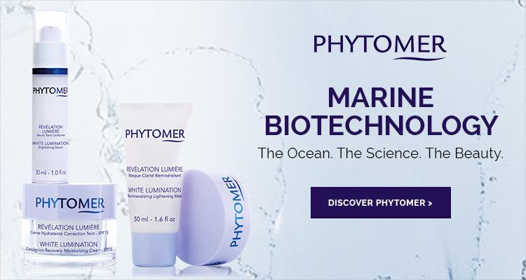 Discover Phytomer - Marine Biotechnology