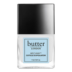 butter LONDON Melt Away - Cuticle Exfoliator, 11ml/0.4 fl oz