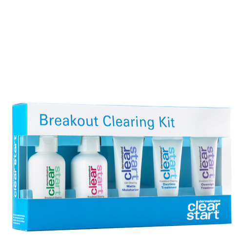 how to use dermalogica clean start kit