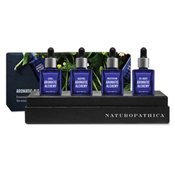 Naturopathica Aromatic Alchemy Gift Set, 4 pieces