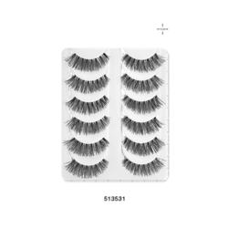 Kimara (House of Beauty) Demi False Eyelashes, 1 sets