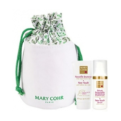 Mary Cohr New Youth Travel Pouch, 2 pieces