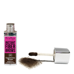 Cherry Blooms Instant Fiber Brow Kit - Cappucino Brown 01