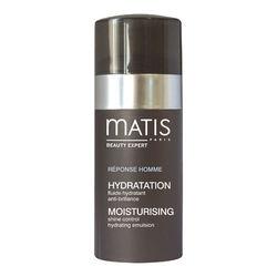 Matis Men Reponse Moisturizing - Shine Control Hydrating Emulsion, 50ml/1.7 fl oz