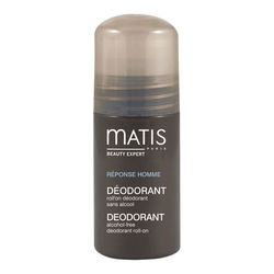 Matis Men Reponse Roll-on Deodorant (Alcohol Free), 50ml/1.7 fl oz