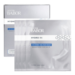 Babor Doctor Babor HYDRO RX 3D Hydro Gel Face Mask, 4 sheets