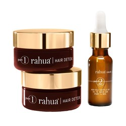 Rahua Hair Detox an Renewal Treatment Kit, 3 pieces