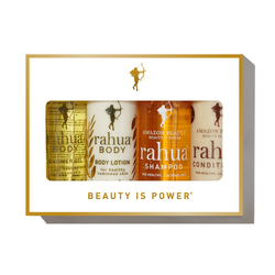 Rahua Jet Setter Kit Hair + Body, 4 x 60ml/2 fl oz