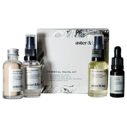 Aster and Bay Essential Travel Kit, 1 sets
