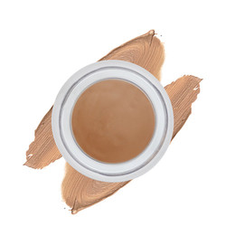 Au Naturale Cosmetics Creme Concealer - Almond, 3ml/0.1 fl oz