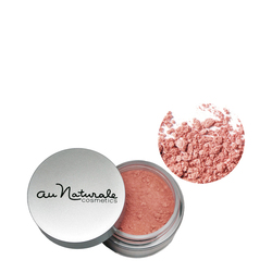 Au Naturale Cosmetics Powder Blusher - Fig, 9g/0.3 oz