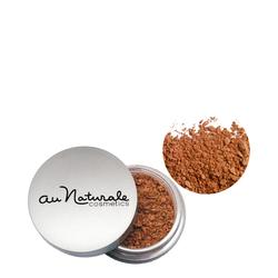 Au Naturale Cosmetics Powder Bronzer - Golden Henna, 9g/0.3 oz
