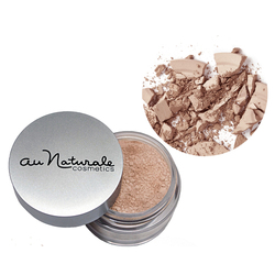 Au Naturale Cosmetics Powder Foundation - Mallorca, 9g/0.3 oz