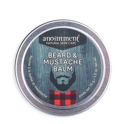 Anointment Beard & Mustache Balm, 30g/1.1 oz