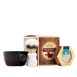 Anointment Wet Shave Gift Set, 1 sets