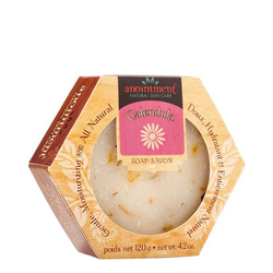 Anointment Handcrafted Soap - Calendula, 120g/4.2 oz
