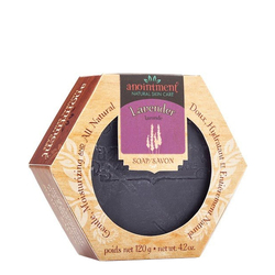 Anointment Handcrafted Soap - Lavender, 120g/4.2 oz