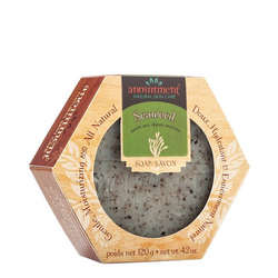 Anointment Handcrafted Soap - Seaweed, 120g/4.2 oz