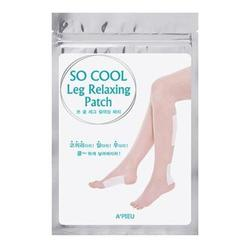 So Cool Leg Relaxing Patch | 4 Sheets