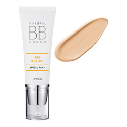 Natural Egg Fill-Up BB Cream SPF35/PA++ (No.21)
