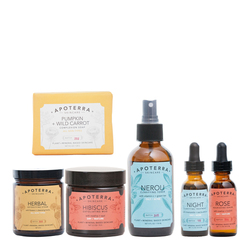 APOTERRA Facial Kit - Fall Ritual, 1 sets