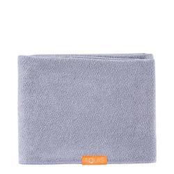 AQUIS Long Hair Towel - Cloudy Berry, 1 piece