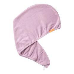 AQUIS Hair Turban - Desert Rose, 1 piece