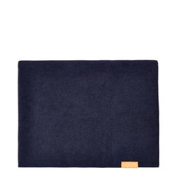 AQUIS Long Hair Towel - Stormy Sky (Charcoal), 1 piece