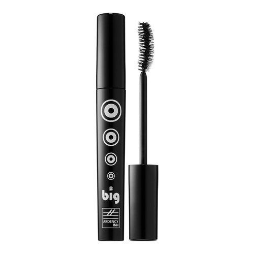 Ardency Inn Modster Big - Instant Lash Enhancing Mascara Boosted With Hemp Protein, 8g/0.28 oz