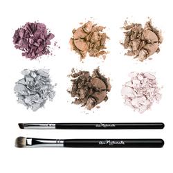Au Naturale Cosmetics Natural Eye Palette, 1 sets