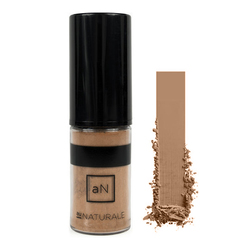 Au Naturale Cosmetics Semi-Matte Powder Foundation - Biscay, 4g/0.1 oz