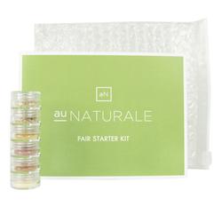Au Naturale Cosmetics Fair Starter Kit, 1 sets