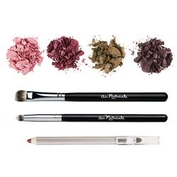 Au Naturale Cosmetics Blue Eye Palette, 1 sets