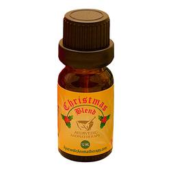 Ayurvedic Aromatherapy Christmas Blend, 12ml/0.4 fl oz