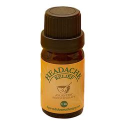 Ayurvedic Aromatherapy Headache Relief, 12ml/0.4 fl oz
