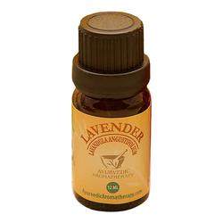 Ayurvedic Aromatherapy Lavender Essential Oil, 12ml/0.4 fl oz