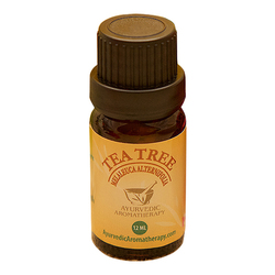 Ayurvedic Aromatherapy Tea Tree Essential Oil, 12ml/0.4 fl oz