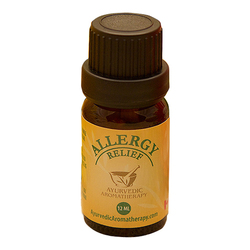 Ayurvedic Aromatherapy Allergy Relief, 12ml/0.4 fl oz