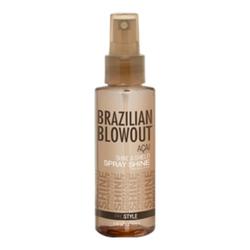 Brazilian Blowout Acai Shine and Shield Spray Shine, 120ml/4 fl oz