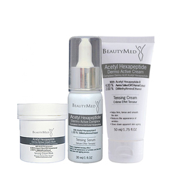BeautyMed Acetyl Hexapeptide Dermo Active Treatment Kit, 1 sets