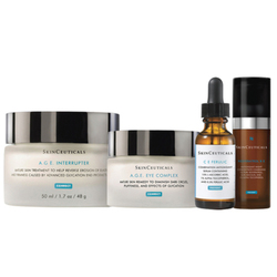 SkinCeuticals Advanced Aging Correction Kit, 4 pieces