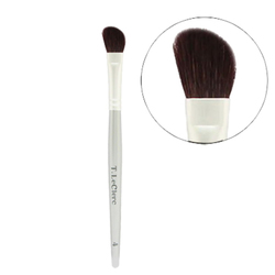T LeClerc Angled Contour Eye Brush