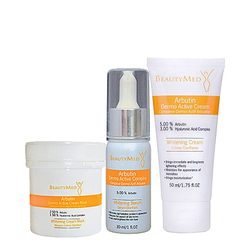 BeautyMed Arbutin Dermo Active Treatment Kit, 1 sets