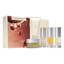 Arcona Dry Skin Starter Kit, 5 pieces