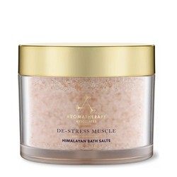 Aromatherapy Associates De-Stress Muscle Himalayan Bath Salt, 320g/11.29 oz