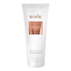 Babor Shaping For Body - Daily Hand Cream, 100ml/3.4 fl oz
