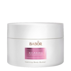 Babor Relaxing Lavender Mint - Calming Body Butter, 200ml/6.8 fl oz