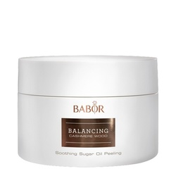 Babor Balancing Cashmere Wood - Soothing Sugar Oil Peeling, 200ml/6.8 fl oz