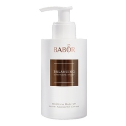 Babor Balancing Cashmere Wood - Soothing Body Oil, 200ml/6.8 fl oz