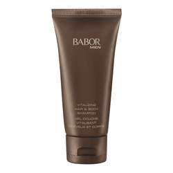 Babor FOR MEN - Vitalizing Hair and Body Shampoo, 200ml/6.7 fl oz